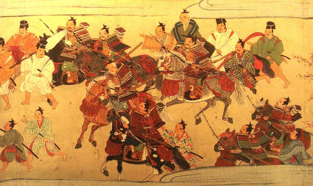 Muromachi Samurai, Art Gallery
