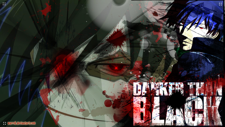 Darker than Black, Deviantart