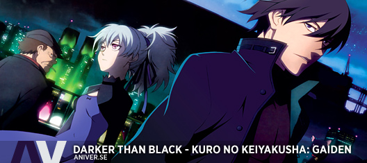 Darker Than Black, Kuro no keiyakusha - Gaiden