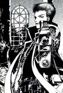 Trinity blood gun