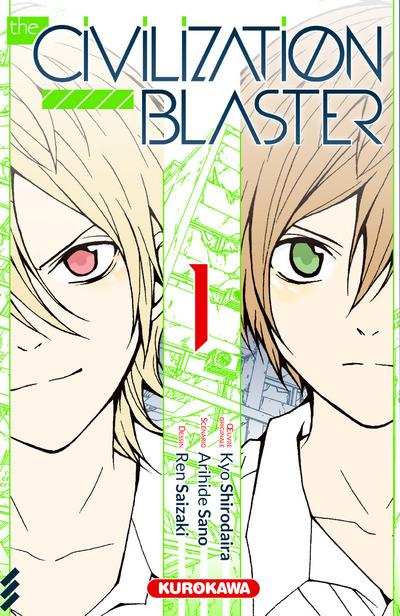 Civilization Blaster, vol 1