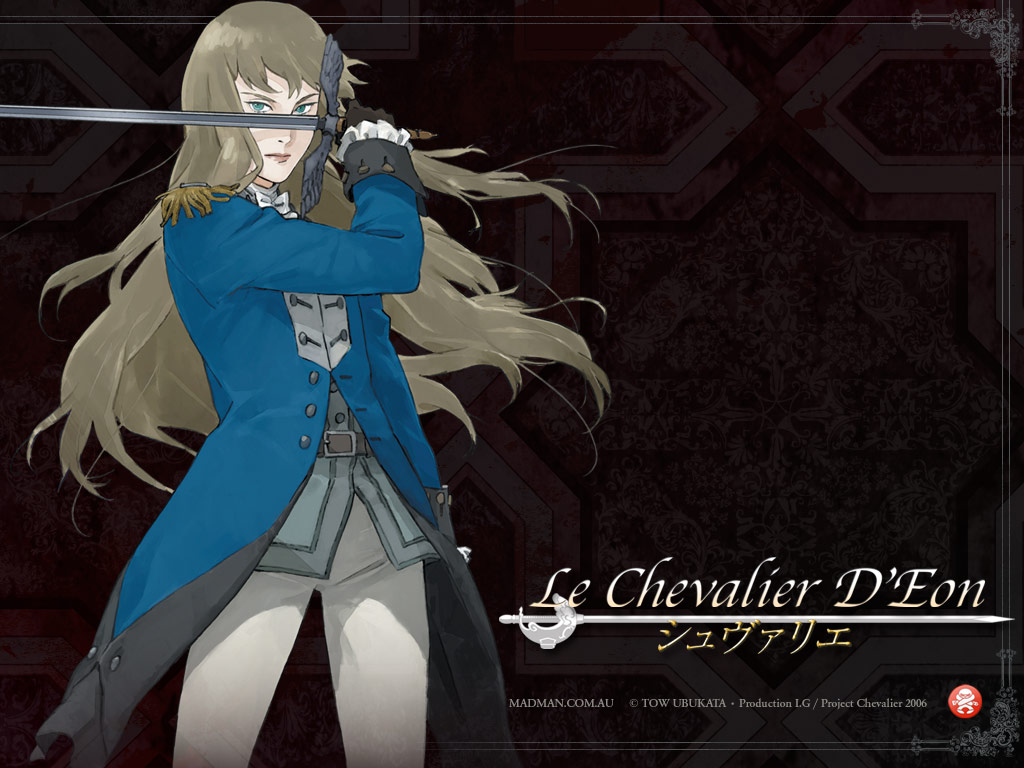 Le Chevalier d'Eon, animé