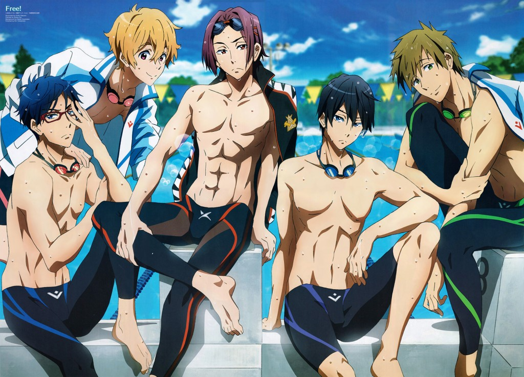 free-iwatobi-swim-club
