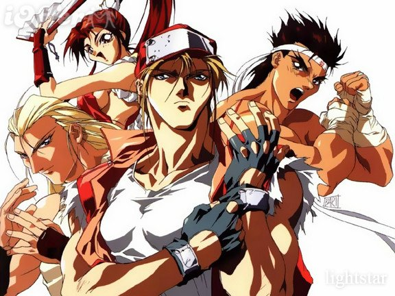 Fatal Fury 3 : The motion picture