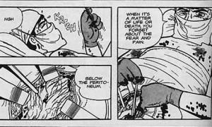 Black Jack Cartoon by Osamu Tezuka