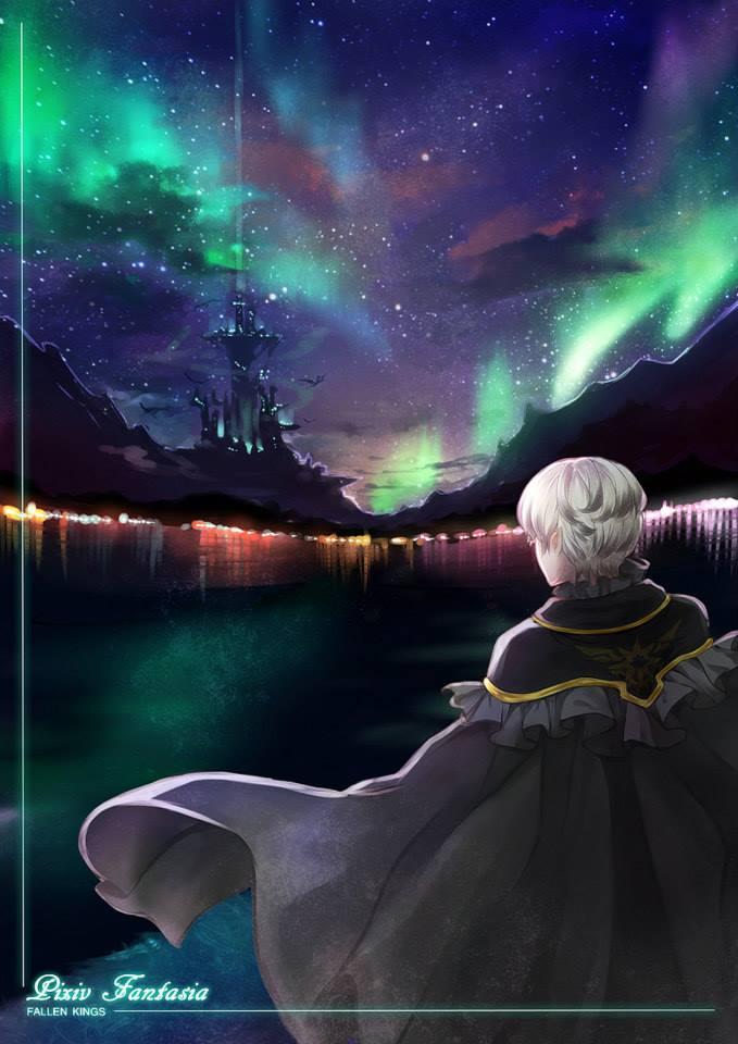 Eternal-S Pixiv Fantasia Fallen Kings