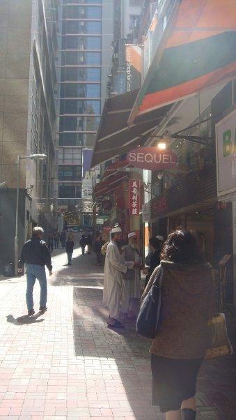 "Rabah Fettih, ""tous les chemins mènent à HK"""
