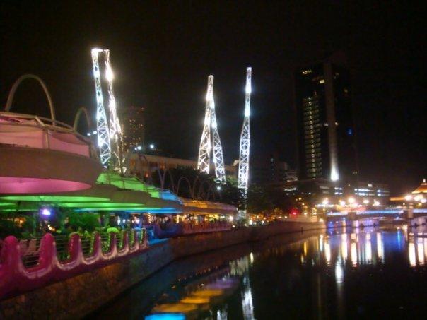 Rabah à Singapour 1