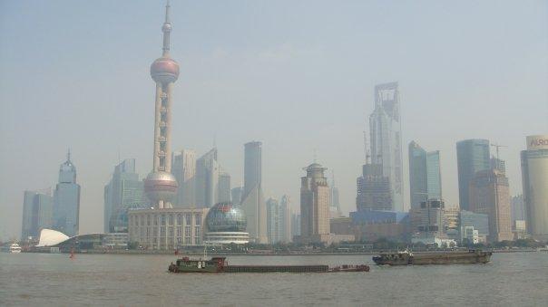 Rabah Fettih à Shangai 1