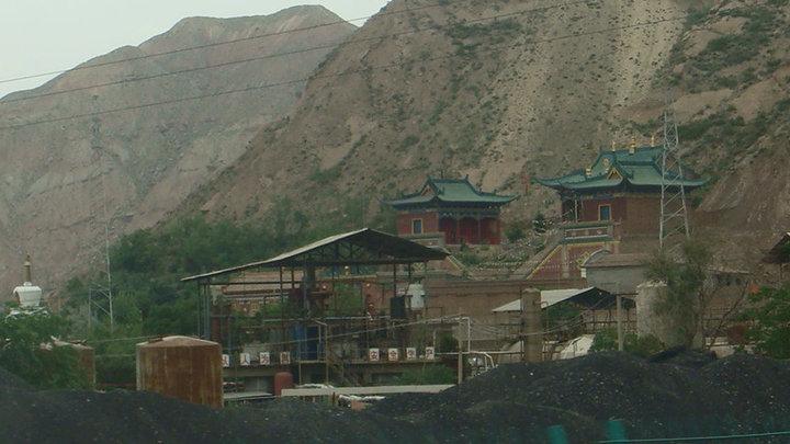 Rabah Fettih au Tibet 2