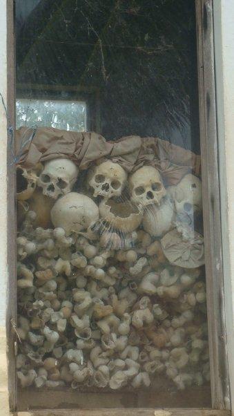 Rabah Fettih, victimes du régime d'Saloth Sâr, alias Pol Pot (1928-1998)
