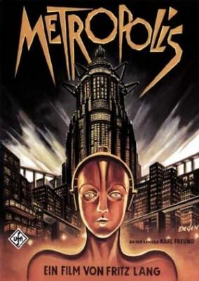 Metropolis de Fritz Lang