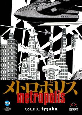 Metropolis de Tezuka