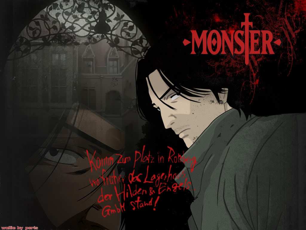 Monster, l'animé