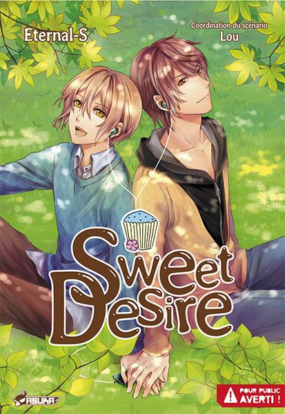 Sweet Desire, éd Asuka