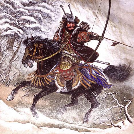 Bunya no Watamaro  (765-823)