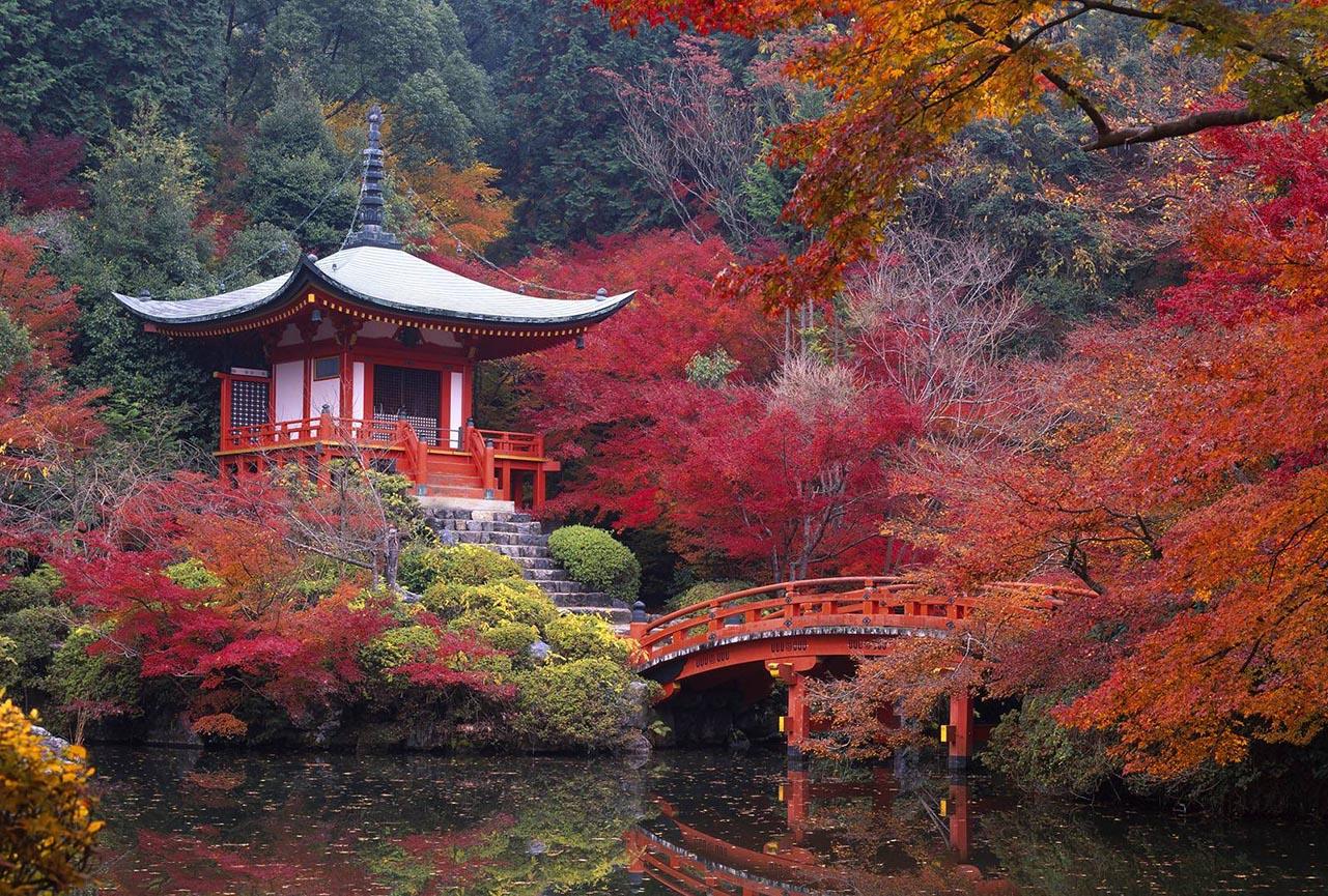Temple Daigo-Ji, Kyoto (http://www.photomonde.fr/temple-daigo-ji-kyoto-japon/)