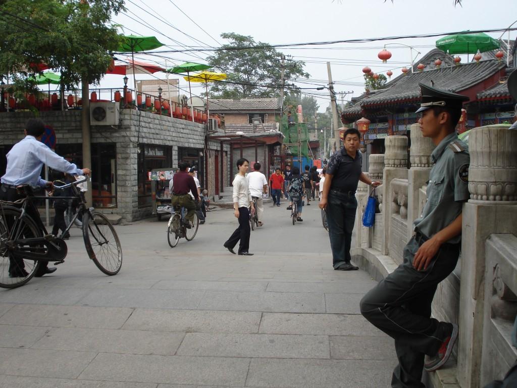 Hutong, Pékin