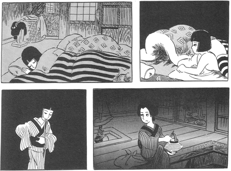 extrait de Redsnow de Susumu Katsumata