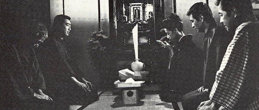 """Yakuza-Eiga: A Primer"" par Paul Schrader"