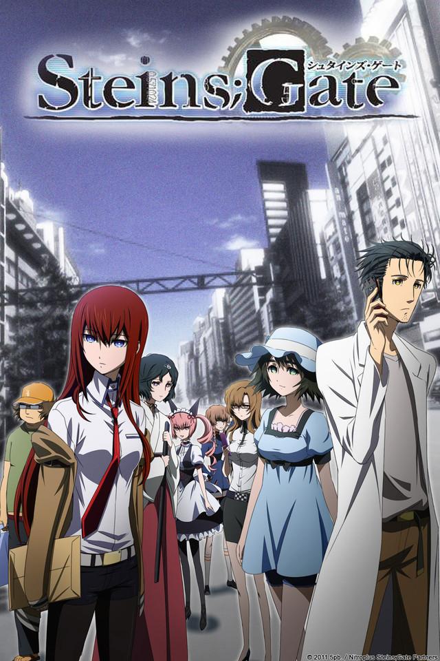 Stein ; Gate, anime