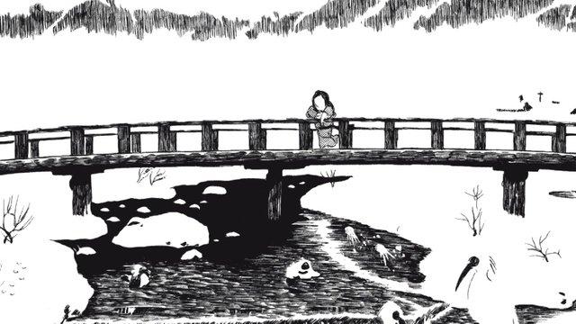 extrait de Poissons en eaux troubles – Susumu Katsumata
