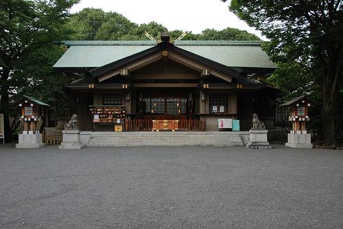 Le Sanctuaire Togo (jinja-Togo) est un sanctuaire shinto qui se trouve à Shibuyaku