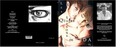 Jaquette artbook Tida - Editions Asiatika