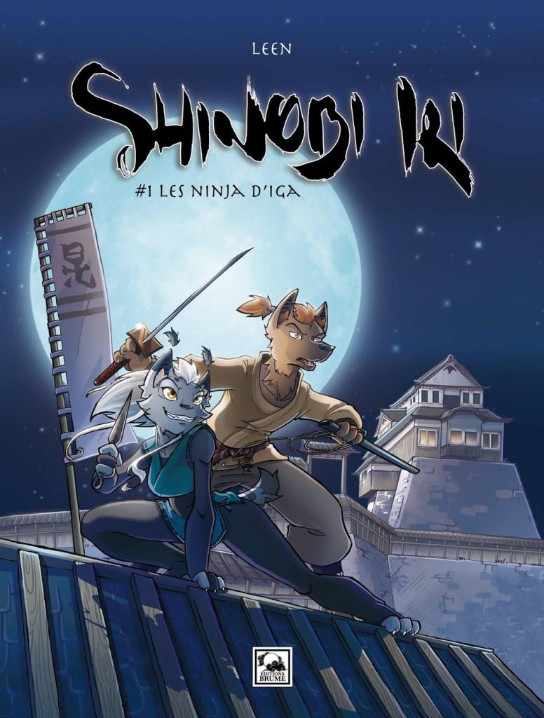 Les_Ninja_d_Iga_Shinobi_Iri_tome_1