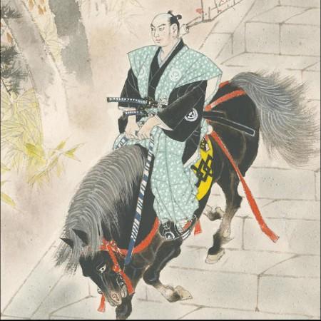 木俣清史-Kimata Kiyoshi - samourai