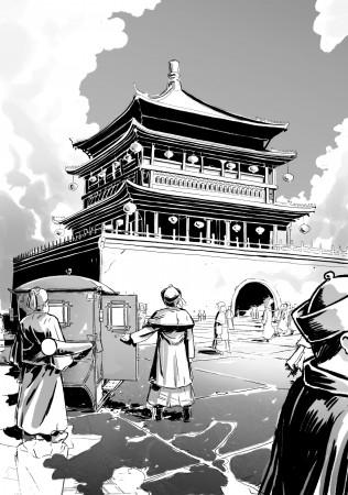 Editions Asiatika - Sur les pas de Matteo Ricci, journal d'un jésuite lettré