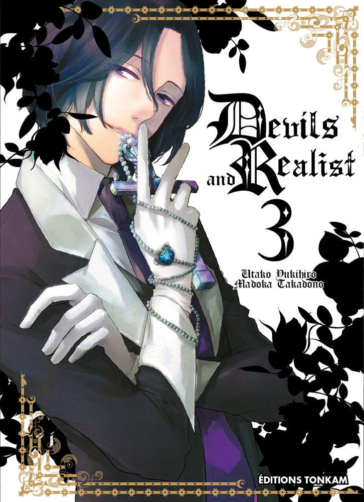 Devils and Realist, tome 3