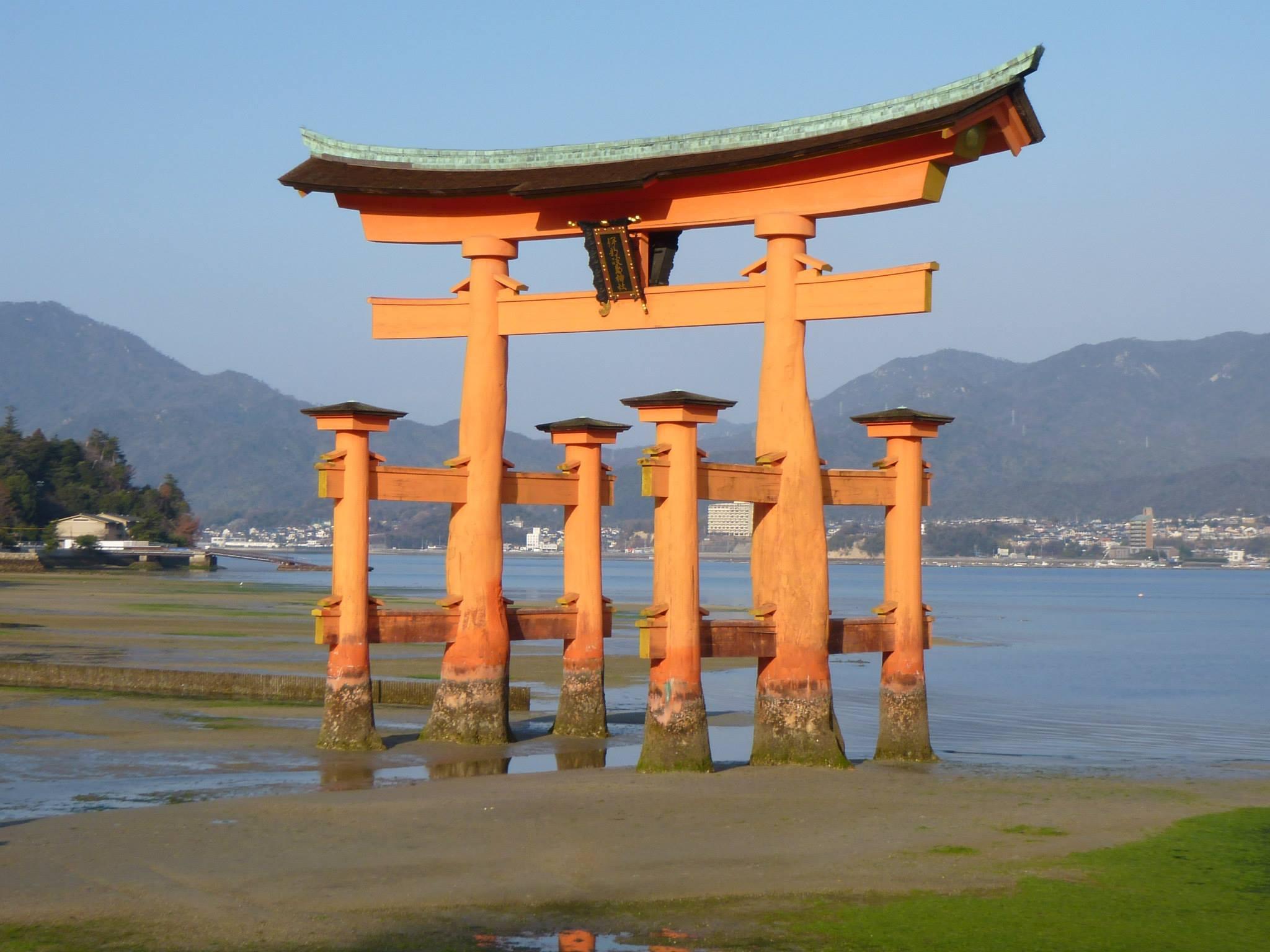 Itsukushima par Ch-Emile Riou